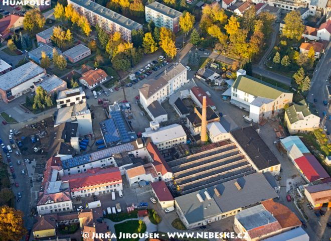 Humpolec – centrum /J1214