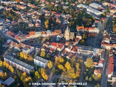 Humpolec – centrum /J1215