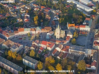 Humpolec – centrum /J1216
