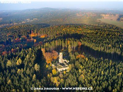 Humpolec – zřicenina Orlík /J1218