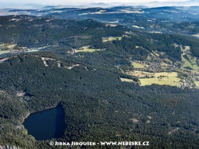 Čertovo jezero a Špičák J1316