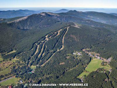 Špičák a Čertovo jezero J1317
