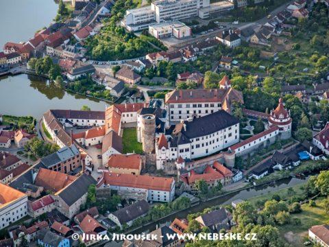 Jindřichův Hradec – hrad a zámek /J1220