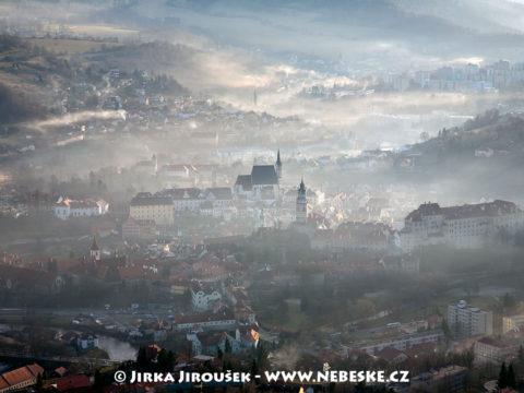 Český Krumlov, zámek /J1199