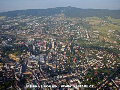Liberec v létě /J1240