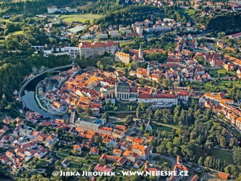 Český Krumlov – Vltava, historické centrum