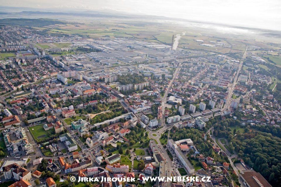 Mladá Boleslav – Škodovka J1329