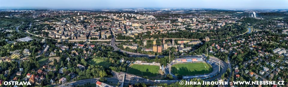 Ostrava – panorama J1343