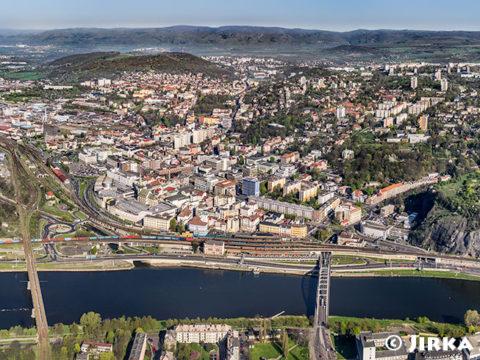 Ústí nad Labem panorama J1352