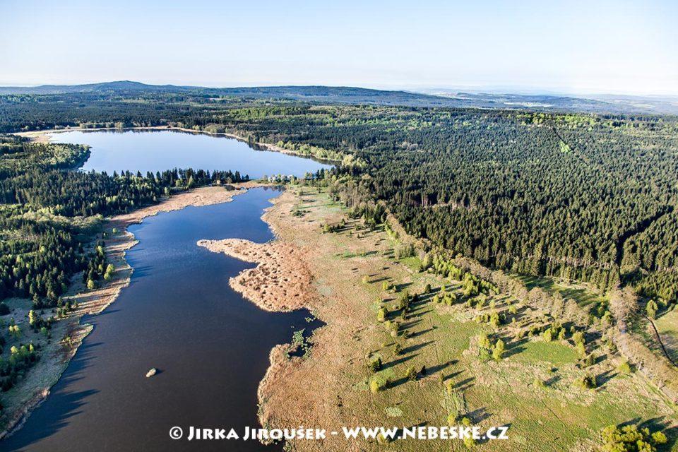 Brdy – Padrťské rybníky v roce 2008 J1354