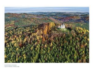 Nebeské pohledy na Středočeský kraj – náhled strany