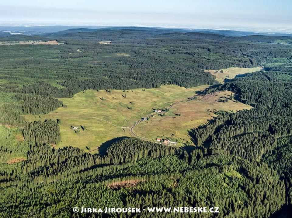 Nové Hamry – Jelení letní J1399