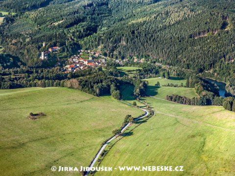 Rožmberk nad Vltavou J1363