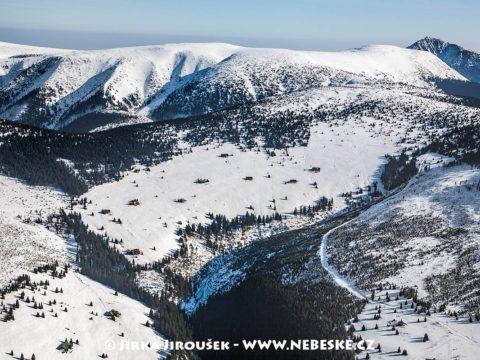 Krkonoše – Klínovky zimní J1398
