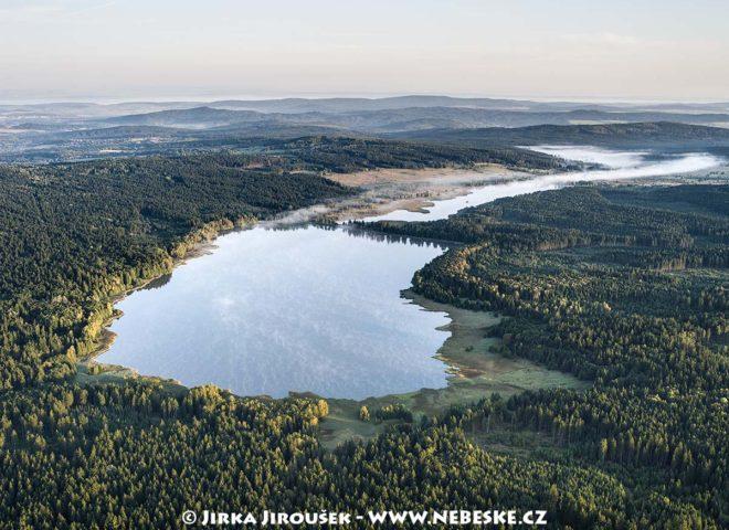 Zářiové Padrťské rybníky J1443