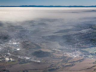 Panorama CHKO Brdy a Příbram J1438