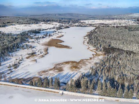 Padrťské rybníky zimní J1440