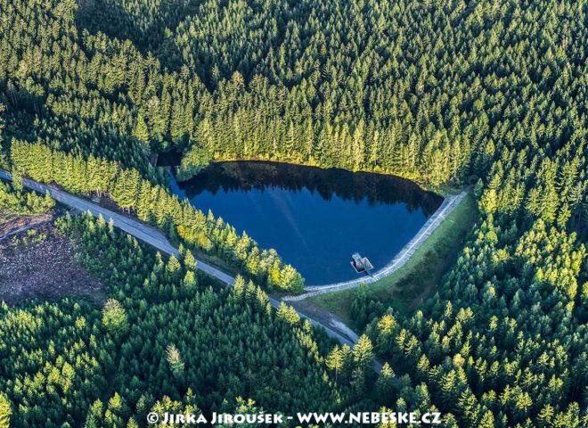 Vodní nádrž Velcí J1446