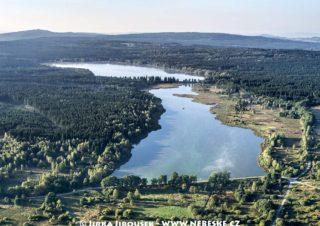Padrťské rybníky v září J1442
