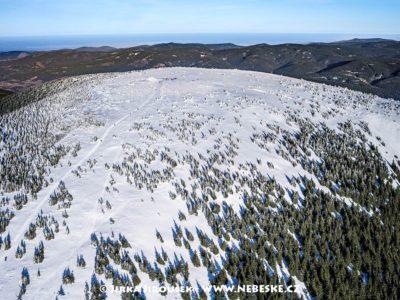 Králický Sněžník – vrchol od Klepáče J1425