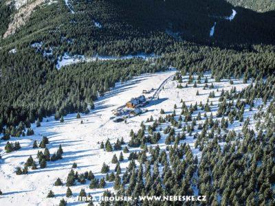 """Králický Sněžník –  Schronisko """"Na Śnieżniku"""" J1426"""