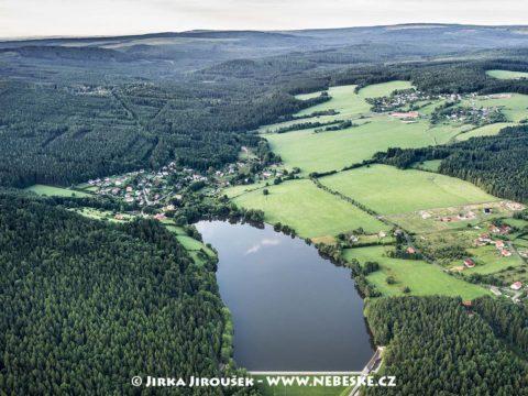 Vodní nádrž Záskalská J1447