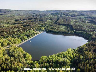 Vodní nádrž Obecnice – Octárna J1448