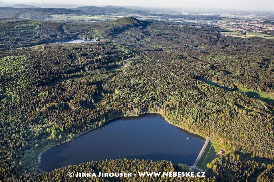 Pilská a Lázský rybník J1449