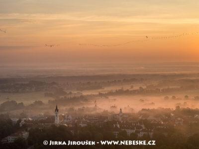 Hejno nad Třeboní J1496