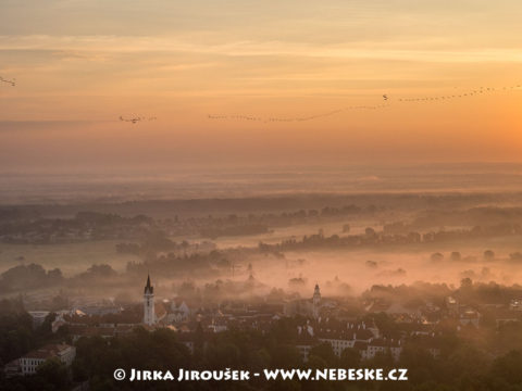 Hejno nad Třeboní