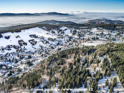 Zimní Bedřichov J1487