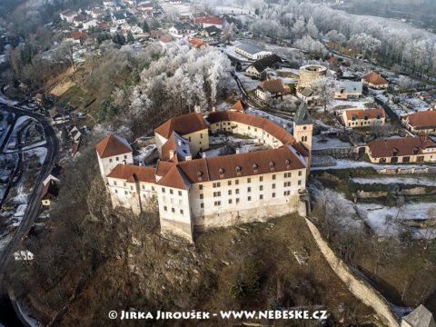 Vimperk – zimní zámek J1456