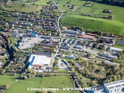Vimperk – průmyslová zóna J1461