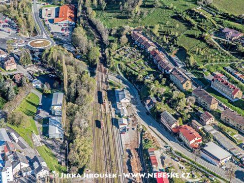 Vimperk – nádraží J1465
