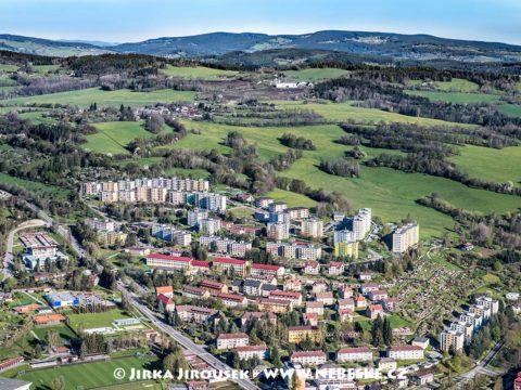 Vimperk – sídliště J1466