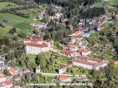 Vimperk – zámek a opevnění J1471