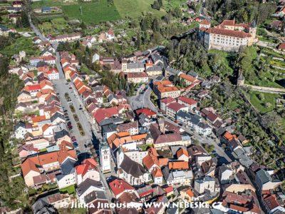 Vimperk – centrum a zámek J1472