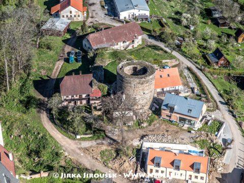 Vimperk – pozůstatky opevnění a nová výstavba J1478