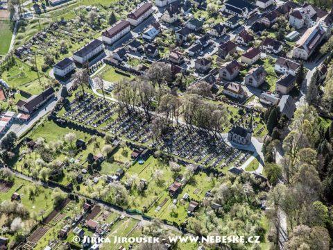 Vimperk – hřbitov J1484