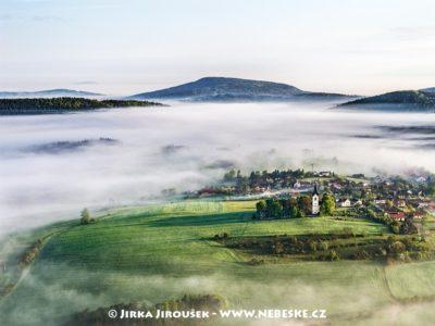 Hluboš a Plešivec J1520