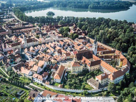 Třeboň – historické centrum