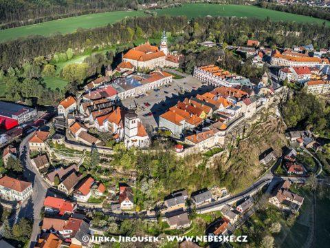 Nové Město nad Metují – centrum J1538