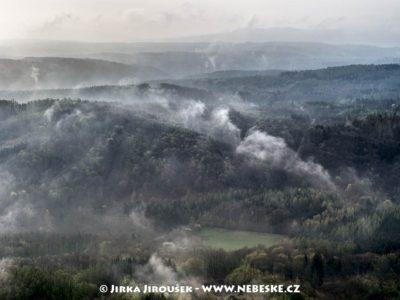 Křivoklátské lesy J1569