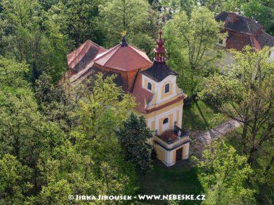Svatý Jan – kostel J1591