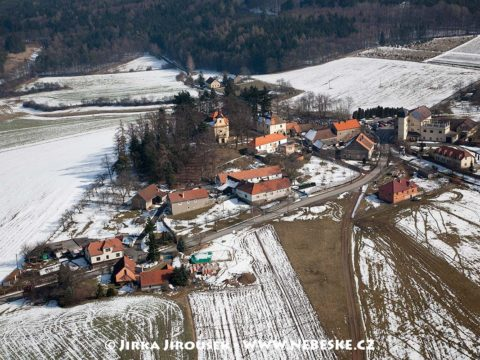 Svatý Jan – v zimě J1590