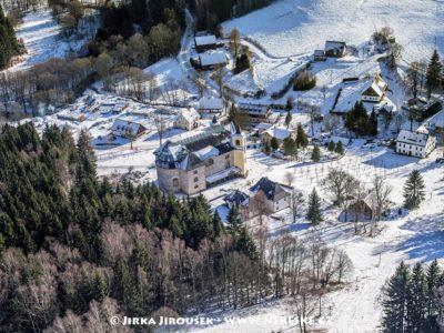 Neratov v Orlických horách – kostel J1639