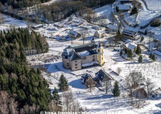 Neratov v Orlických horách – kostel J1640