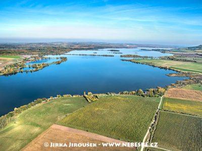 Vodní nádrž Nové Mlýny – horní J1660