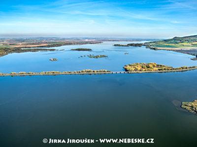 Vodní nádrž Nové Mlýny – horní a střední J1664