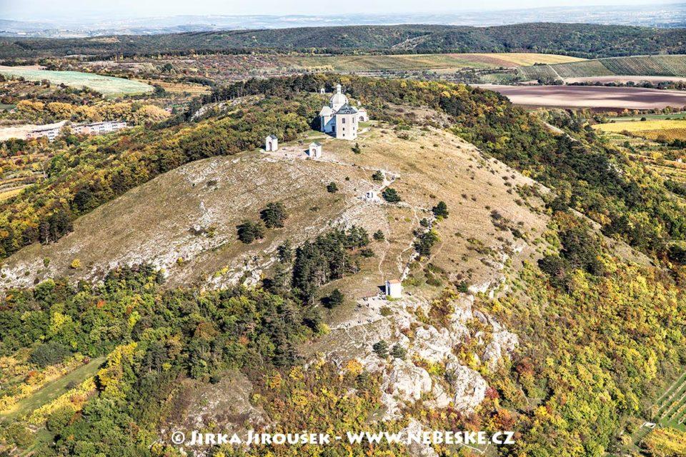 Svatý kopeček v Mikulově J1723